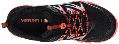 Femme Merrell Capra Gore Bolt Tex Coral Black Multicolore qwFZ7wrxn