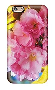 Iphone High Quality Tpu Case/ Vivid Flowers Case Cover For Iphone 6 6296957K60918780