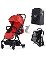 Teknum Travel Lite Stroller - Red
