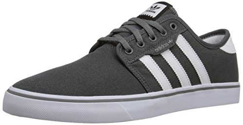 bianco Ash Skate nero grigia Performance Adidas 4 Black scarpe M White cenere Us Seeley Grey UwgYxqT