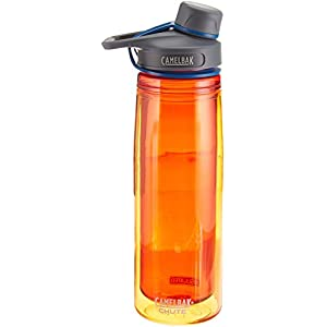 CamelBak Chute Insulated Water Bottle, Fire, .6-Liter