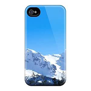 Premium KRA47721ikTj Cases With Scratch-resistant/ South West Side Of Mount Baker Cases Covers For Iphone 6