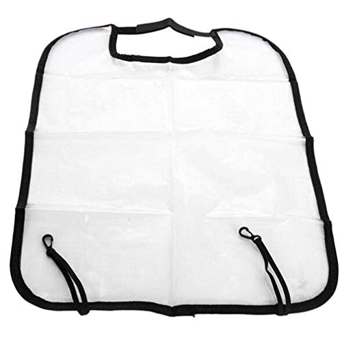 Prim345ownin Car Auto Seat Back Cover Protect back of the seats Simply install For baby: