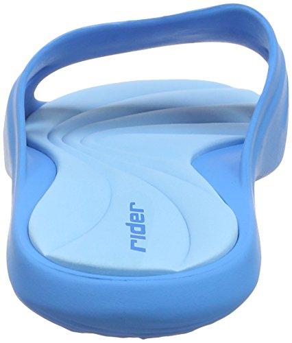 RAIDER - SLIDE FEET - R80216 - Tongs - Femme - Taille: 39 - Bleu