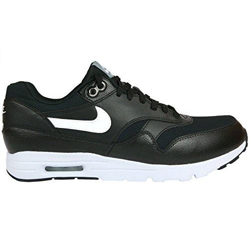 Nike Wmns Air Max 1 Ultra Essentials (Black White Stealth Pure Platinum)