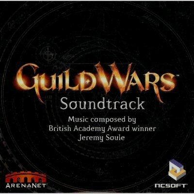 Factions Collectors - Guild Wars Original Game Soundtrack