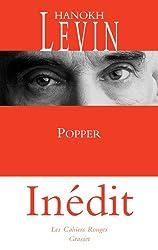 Popper: Traduit de l'hébreu par Laurence Sendrowicz - Inédit