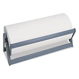 BUPA50030 - Paper Roll Cutter for Up to 9quot; Diameter Rolls