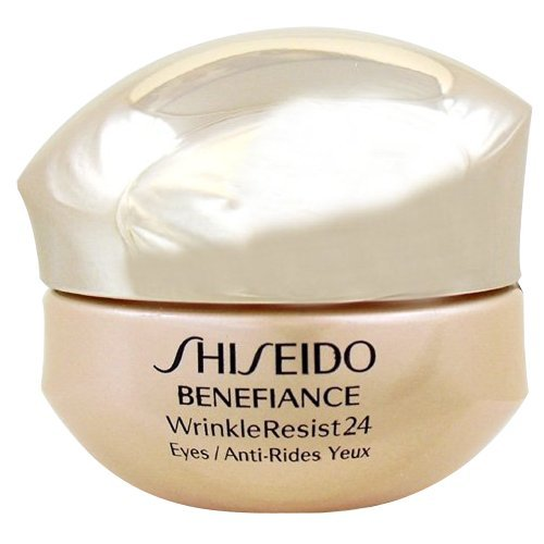 Shiseido Benefiance Wrinkle Resist24 Intensive Eye Contour Cream for Unisex, 0.51 Ounce ()