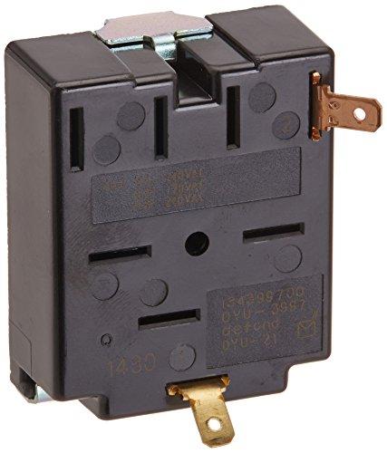 Frigidaire 134399700 Start Switch - Frigidaire Electric Dryer Washer