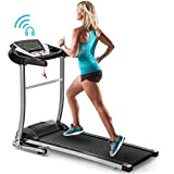 Merax Electric Folding Treadmill Motorized Running and Jogging Fitness Machine for Home Gym