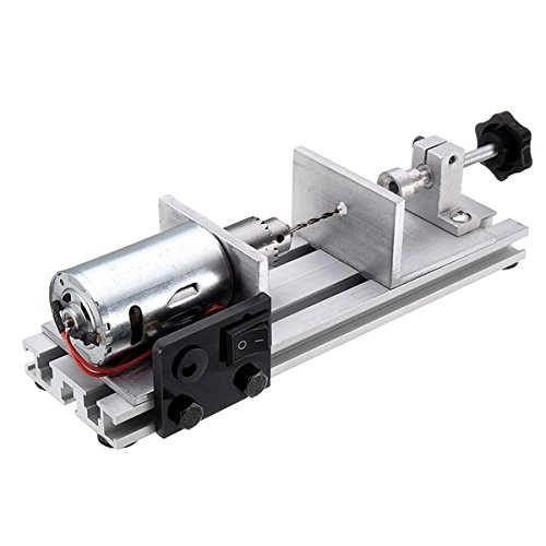 DC 24V 50W Mini Lathe Beads Machine Woodworking DIY Standard Set with Power by SPK603