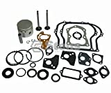 Stens 785-576 Overhaul Kit, Fits Briggs & Stratton: 130200, for 5 HP horizontal engines, Does NOT include PTO or magneto side seal