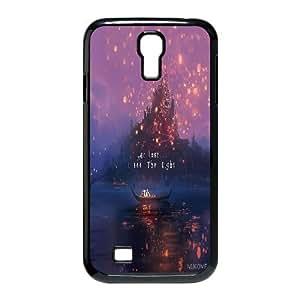 [H-DIY CASE] For SamSung Galaxy S4 Case -Fairy Village & Castle-CASE-2
