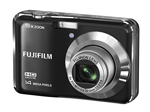 Fujifilm Finepix AX500 Digital Camera, 14 Megapixel, 5x Optical/6.7x Digital Zoom, 2.7