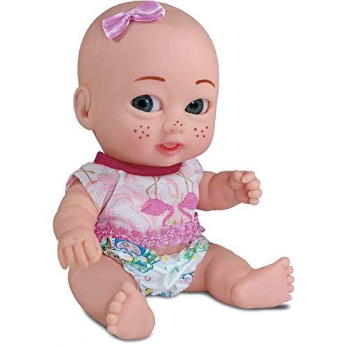Boneca Meninekas Irmazinhas 21,5cm. Sid-nyl Multicor