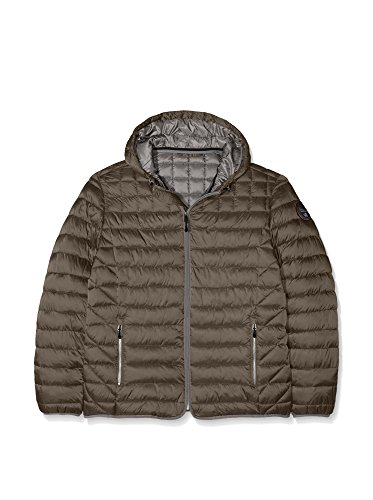 B Men's Aerons Jacket Olive Napapijri Sleeve Long wpEOxHFHq
