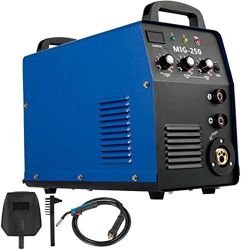 ZGYQGOO 250 Amp Arc Welding Machine MIG Welder MAG IGBT Inverter Welding Soldering Machine MMA Stick Welder (250A) from ZGYQGOO