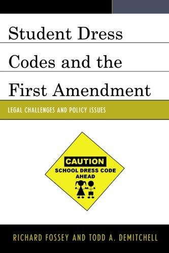 dress code 1st amendment - 1