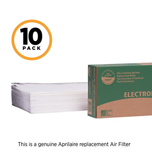 Aprilaire 501 Replacement Filter for Aprilaire Whole House Electronic Air Purifier Model: 5000, MERV 16 (Pack of - Filters Wholesale