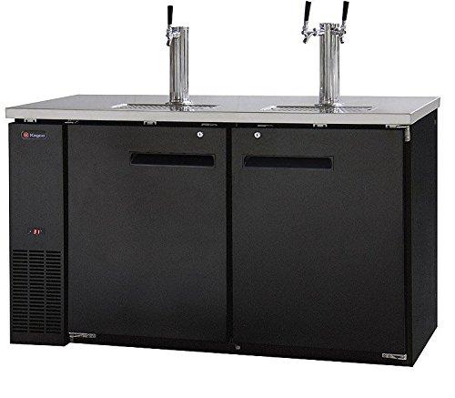 Triple Tap Built-In/Freestanding Beer Dispenser