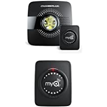 Chamberlain Smart Garage Hub MYQ-G0301 – Upgrade your Existing Garage Door Opener with MyQ Smart Phone Control w/ MyQ Smart Garage Hub Add-on Door Sensor