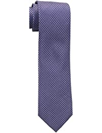 Men's Steel Micro Solid A Tie