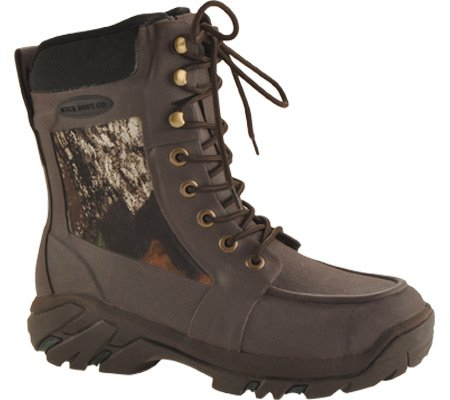 Amazon.com | Muck Boots Men's Mossy Oak Uplander Camo 10 D(M) US ...