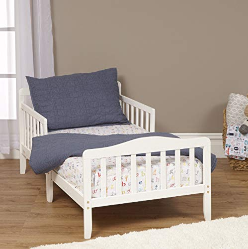 Suite Bebe Blaire Toddler Bed White (Suite Bed White)