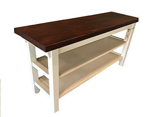 Tremendous Amazon Com Entryway Kitchen Bath Bench With Two Shoe Andrewgaddart Wooden Chair Designs For Living Room Andrewgaddartcom