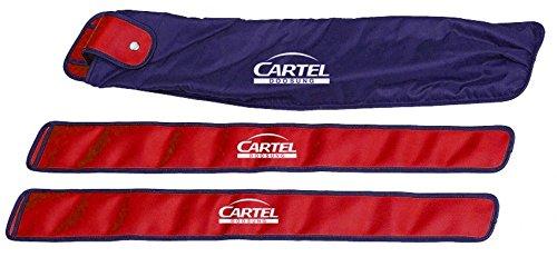 Elevador de pata Cartel/Funda Negro/Rojo Para Tiro con arco arco lazos