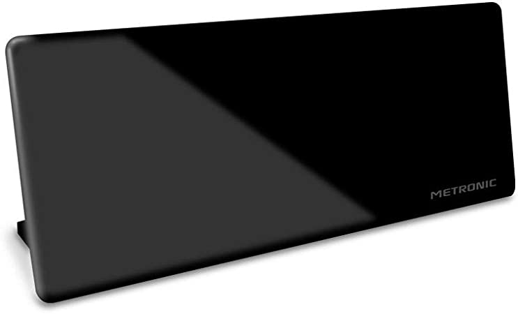 Metronic Antena HD Pared – Antena Interior Plate TDT HD