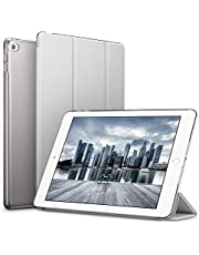 Smart Case for iPad mini 4/5 Lightweight Slim Shell Translucent Frosted Back Cover - Grey