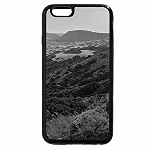 iPhone 6S Case, iPhone 6 Case (Black & White) - kirpasa peninsula turkish cyprus
