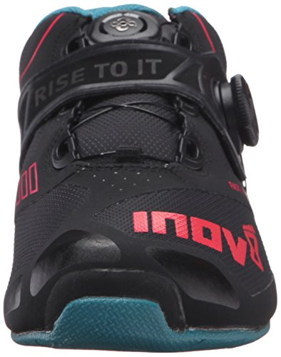 Inov8 Fast Lift 370 BOA Womens Weightlifting Zapatillas - AW16 Negro