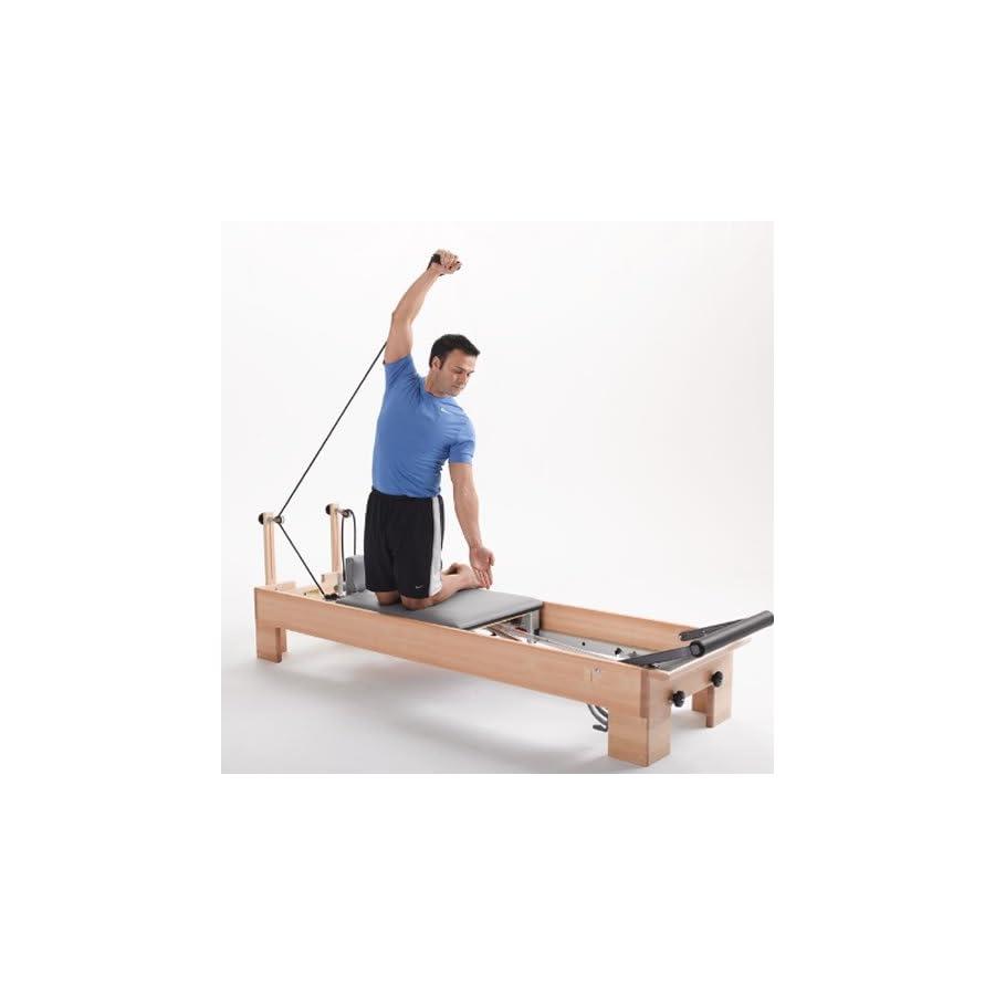Balanced Body Studio Reformer with Revo Footbar