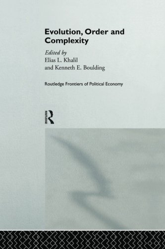 Evolution, Order and Complexity (Routledge Frontiers of Political Economy)