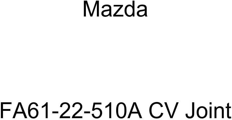 Mazda FA61-22-510A CV Joint