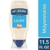 Hellmann s Light Mayonnaise, Squeeze, 11.5 oz