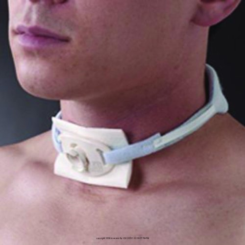 Foam Trach Collar / Tie, Foam Trach Ties Med, (1 BOX, 12 EACH)