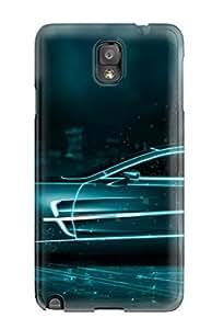 For Galaxy Note 3 Fashion Design Tron Aston Martin Case 2954215K62230020