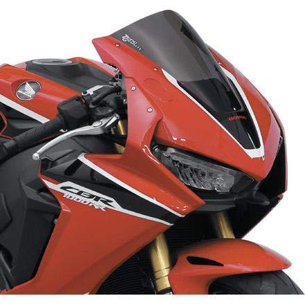 17-19 HONDA CBR1000RR: Zero Gravity SR Series Windscreen (SMOKE)