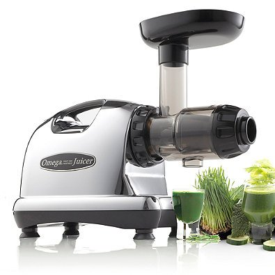 Omega J8006 Nutrition Center masticating Dual-stage Juicer Juice Extractor by Omega Juicers (Image #1)