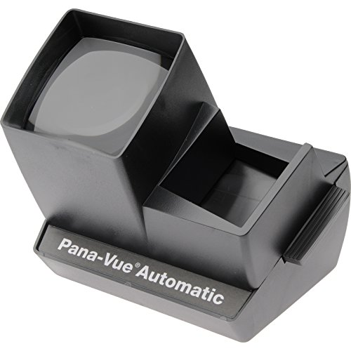 Pana-Vue Automatic Lighted 2x2 Slide Viewer for (Slide Sorter)