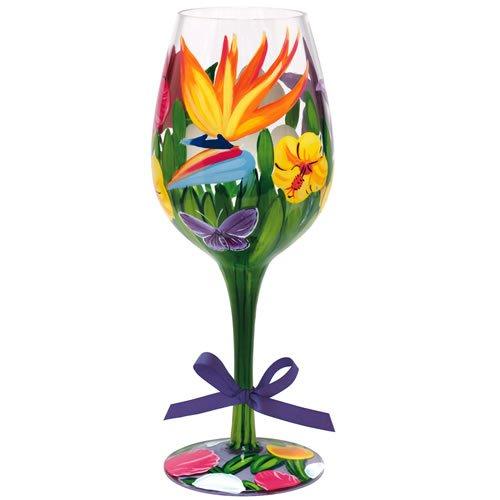Lolita Wine Bouquet Wine Glass GLS11-5585N
