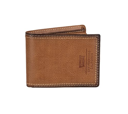 Levis Capacity Slimfold Wallet Batwing