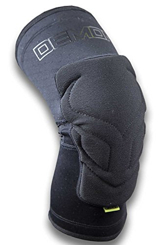 Cheapest Price! Demon Enduro Mountain Bike Knee Pads|BMX Knee Guards|Snowboard Knee Pads- Ultralight Edition (Comes as a Pair)