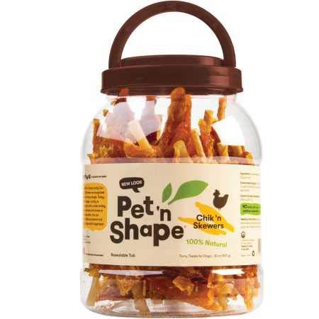 Easter Shape - Pet 'n Shape Chik 'n Skewers (32 oz)
