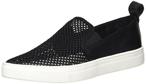 Dolce Vita Women's Geoff Sneaker, Black Mesh, 8.5 M US