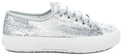 COTUSHIRT Superga unisex Sneaker 2750 adulto Silver silver Matt S003I10 Fwnw5xfrT